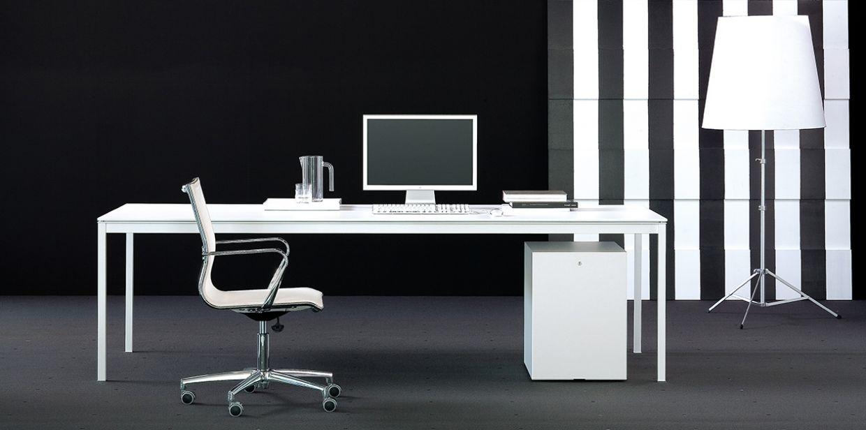 Vendita fantoni bianconero barra ufficio for Mobili ufficio direzionali